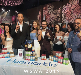 BLUE MARBLE COCKTAILS WINS AGAIN AT WSWA