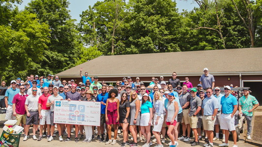 "BLUE MARBLE HAD EVERYONE BRINGING THEIR ""A GAME"" AT THE 2019 YPCI CHARITY GOLF OUTING"