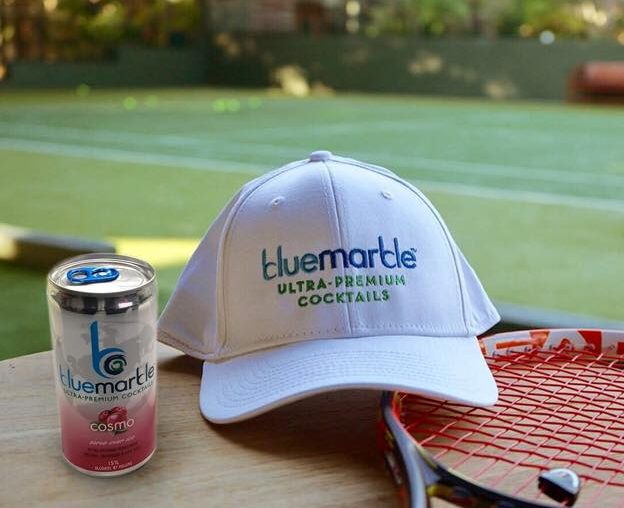 BLUE MARBLE COCKTAILS ACES VETERAN'S MEMORIAL TENNIS TOURNAMENT